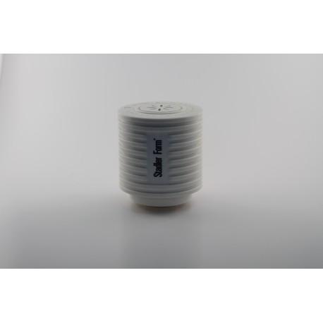 Cartouche blanche pour humidificateur ANTON