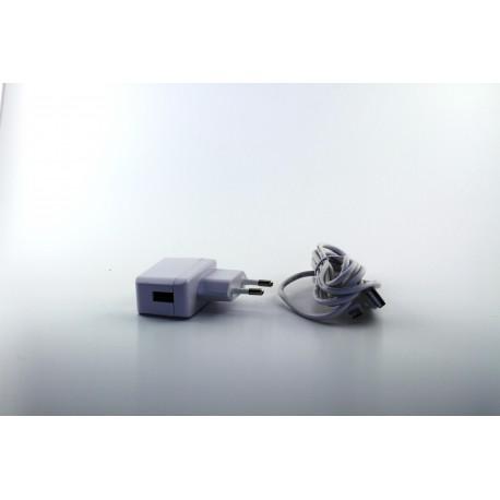 Adaptateur blanc pour diffuseur d'ambiances LEA