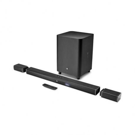 Microphone Calibration JBL Bar 5.1