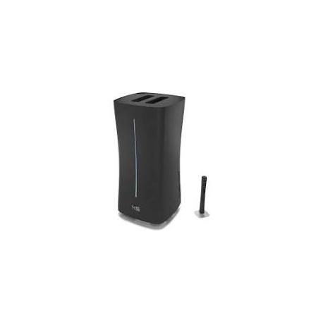 Telecommande noire pour humidificateur EVA