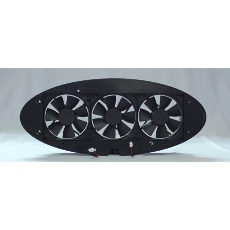 Support ventilateur pour purificateur PEGASUS