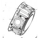 Passif Gauche JBL Xtreme 2 - PL