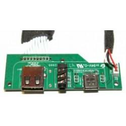 Usb input board JBL charge 4 (R23-7)