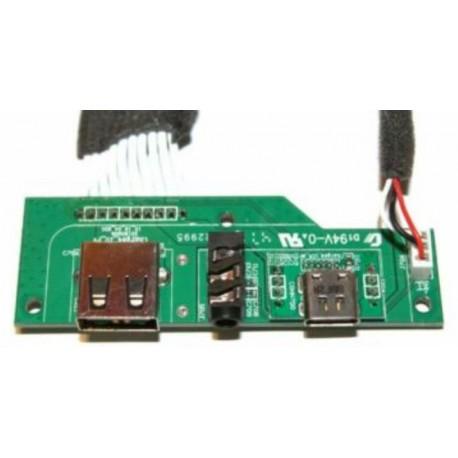 Circuit USB JBL Charge 4