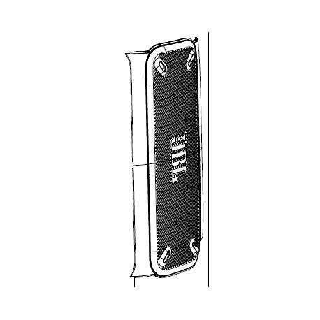 Carter latéral (exclamation) JBL Partybox 310