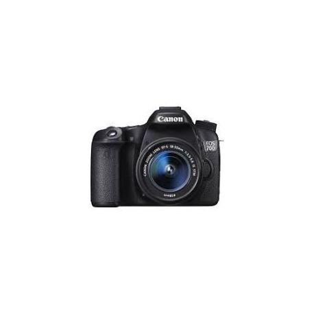 Screen focus Canon EOS 70D