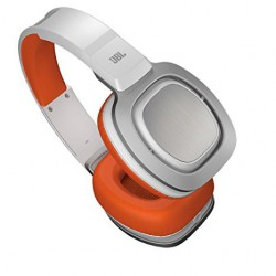Coussinet gauche orange JBL J88