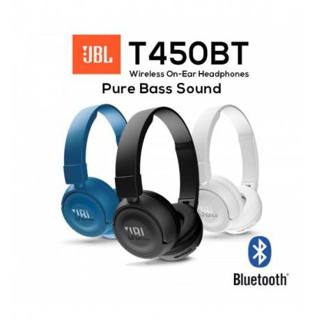 Coussinet JBL T450 BT et T460 BT