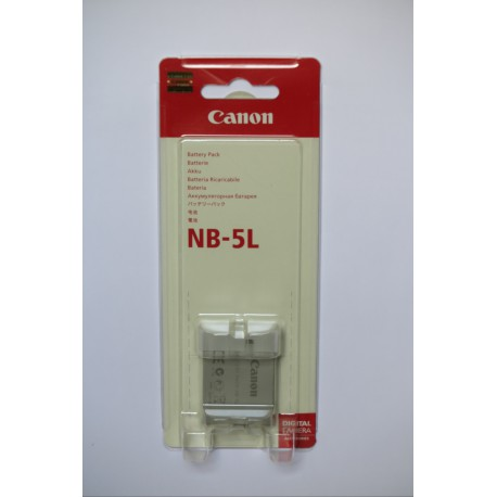 Batterie Canon NB-5L