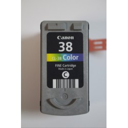 Ink cartridge Canon CL-38 colour original