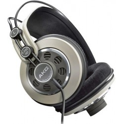 Coussinet velour AKG K271 MKII - K242 HD