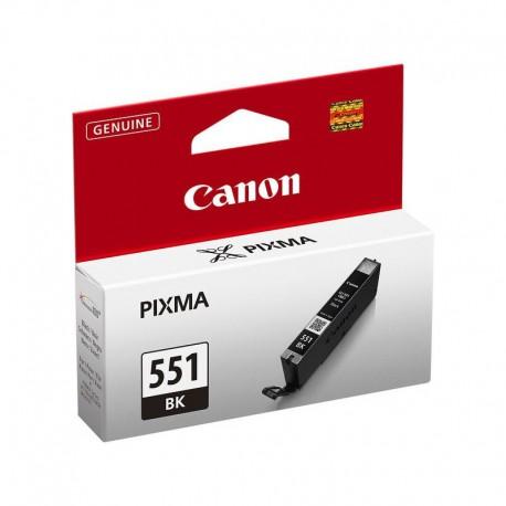 Cartouche Canon CLI-551 BK (noir)
